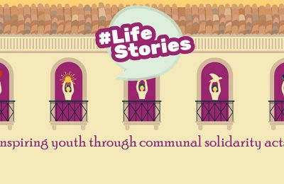 Το Lifestories θέλει να μας κάνει πιο ανθρώπινους, πιο δοτικούς. Θέλει να μας σπρώξει να βγούμε από τον «μικρόκοσμό» μας και να δούμε τους συνανθρώπους μας.