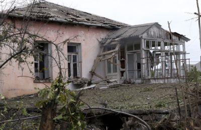 Οι χειρότερες στρατιωτικές συγκρούσεις στην περιοχή από το 2016 ξέσπασαν το πρωί της Κυριακής (Πηγή φώτο: ΚΥΠΕ).