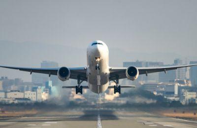 Η κίνηση στις διεθνείς πτήσεις ήταν μειωμένη κατά 88%.