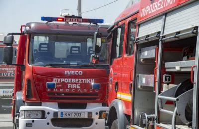 Τα αίτια της πυρκαγιάς θα διερευνηθούν σε συνεργασία με την Αστυνομία και την Ηλεκτρομηχανολογική Υπηρεσία.