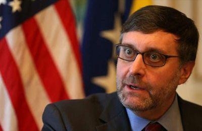 O αμερικανός αξιωματούχος επανέλαβε την στήριξη της Ουάσινγκτον στο σχήμα «3+1» (Κύπρος, Ελλάδα, Ισραήλ και Ηνωμένες Πολιτείες). Φωτογραφία: Καθημερινή Ελλάδας