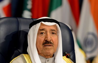 Η διαδοχή δεν αναμένεται να επηρεάσει την πετρελαϊκή πολιτική ή τη στρατηγική εξωτερικών επενδύσεων του Κουβέιτ. Φωτογραφία αρχείου.