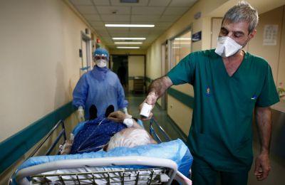 Συνολικά 78 ασθενείς παραμένουν διασωληνωμένοι στις Μονάδες Εντατικής Θεραπείας