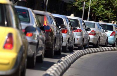 Προτρέπονται οι οδηγοί να είναι εξαιρετικά προσεκτικοί και υπομονετικοί και να διατηρούν αποστάσεις ασφαλείας από τα προπορευόμενα οχήματα (φωτο αρχείου - Φίλιππος Χρίστου)