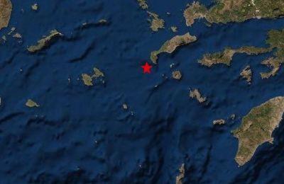 Το εστιακό βάθος της σεισμικής δόνησης, η οποία σημειώθηκε στις 14.05, εκτιμάται στα 150 χιλιόμετρα.