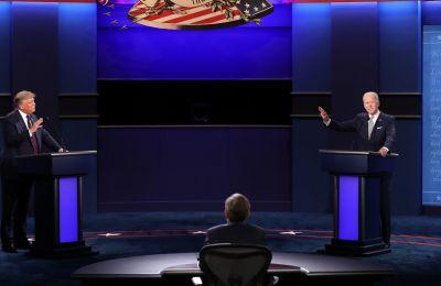 Στις ΗΠΑ, ωστόσο, βάσει του εκλογικού συστήματος, δεν αρκεί η εθνική πλειοψηφία για να κερδίσεις τις εκλογές
