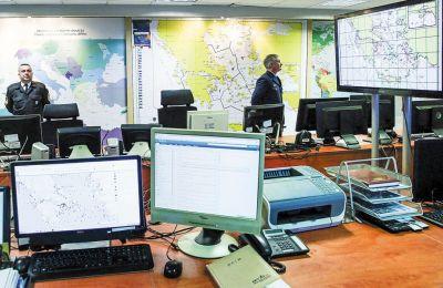 Πλην του βασικού κέντρου ελέγχου του νέου συστήματος, που θα δημιουργηθεί στο αρχηγείο του Λιμενικού Σώματος, ένα δεύτερο θα κατασκευαστεί στη Ναυτική Διοίκηση Αιγαίου. ΑΠΕ-ΜΠΕ/ΟΡΕΣΤΗΣ ΠΑΝΑΓΙΩΤΟΥ