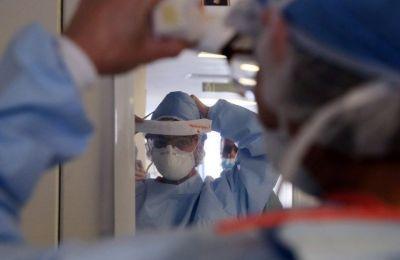 Ο αριθμός των εισαγωγών στα νοσηλευτήρια παραμένει ψηλός, με 19 ασθενείς στο νοσοκομείο αναφοράς.
