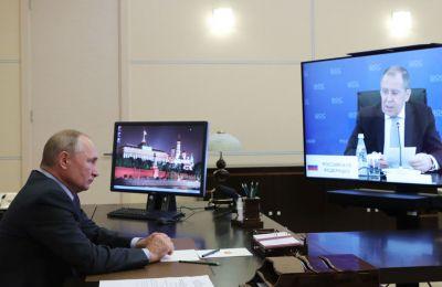 Στα σκαριά επίσκεψη του Πούτιν