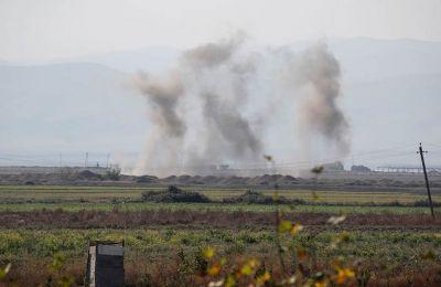 Ο υπουργός Εξωτερικών των ΗΠΑ Μάικ Πομπέο κάλεσε χθες Παρασκευή την Αρμενία και το Αζερμπαϊτζάν να «τερματίσουν τη βία