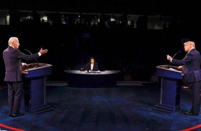 «Οι φετινές προεδρικές εκλογές μοιάζουν με δημοψήφισμα για όλα όσα συνέβησαν τους τελευταίους μήνες. Για το κατά πόσο η νυν κυβέρνηση είχε απάντηση στην πανδημία, αν είχε σχέδιο και αν το εφάρμοσε»