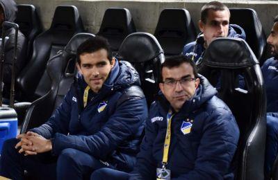 Νούνο Μοράις και Λούκα Χατζηλούκας αναλαμβάνουν τον ΑΠΟΕΛ σε μια πολύ δύσκολη περίοδο