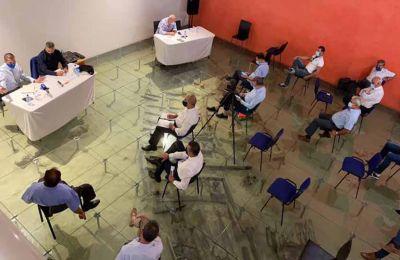 Τα προβλήματα και τα πλάνα για τον τουρισμό σε συνεδρία του Διοικητικού Συμβουλίου του Παγκύπριου Συνδέσμου Ξενοδόχων (ΠΑΣΥΞΕ) Αμμοχώστου