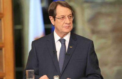 Ο Πρόεδρος Αναστασιάδης τόνισε ότι στόχος του είναι μια λύση που θα δημιουργεί ένα πραγματικά ανεξάρτητο και σύγχρονο κράτος.