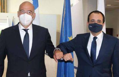 Στο περιθώριο της Τριμερούς Συνάντησης, ο Υπουργός Εξωτερικών, Νίκος Χριστοδουλίδης θα έχει κατ' ιδίαν συνομιλίες με τους ομολόγους του.