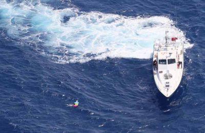 Η κατάσταση στο ανατολικό Αιγαίο ήταν περίπλοκη για τα πλοία που ανέπτυξε η Frontex να περιπολούν τα εξωτερικά σύνορα λόγω διαφωνίας μεταξύ Ελλάδας και Τουρκίας σχετικά με τα θαλάσσια σύνορά τους