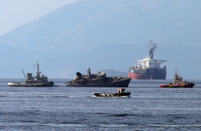Το φορτηγό πλοίο έχει προσωρινά απαγόρευση απόπλου