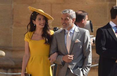 Το ζευγάρι τώρα διατηρεί πολύ καλή σχέση με τους Clooneys ενώ σύμφωνα με δημοσιεύματα επισκέφτηκαν και την έπαυλη τους στο Lake Como λίγους μήνες μετά τον γάμο τους