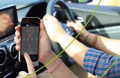 Η εφαρμογή Smart Drive Cyprus App έχει σχεδιαστεί από τη δημιουργική ομάδα ανθρώπων της εταιρείας ΟSeven.