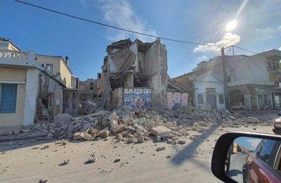 Σεισμός στη Σάμο: Δύο παιδιά νεκρά - Καταπλακώθηκαν από τοιχίο