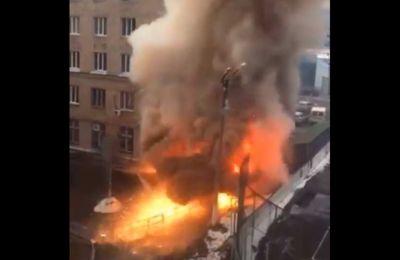 Ρωσία : Έκρηξη σε θάλαμο αποσυμπίεσης σε νοσοκομείο για κορωνοϊό