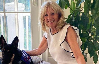 Η Jill Biden εμφανίζει ένα πιο προσιτό πρόσωπο από τον σύζυγό της όταν αναφέρεται στις «αδιανόητες τραγωδίες» που έχουν σημαδέψει τη ζωή τους