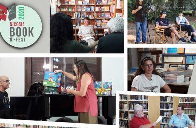 «Με ένα βιβλίο δεν θα μπεις ποτέ σε καραντίνα», οι επισκέπτες θα έχουν τη δυνατότητα να επιλέξουν ανάμεσα στα δύο κανάλια παιδικών ή λογοτεχνικών παρουσιάσεων