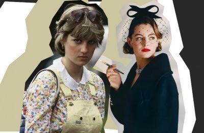 Η σχεδιάστρια των κοστουμιών της σειράς, χρησιμοποίησε ρούχα για να απεικονίσει το στυλιστικό ταξίδι της Diana από το ξεκίνημά της ως βοηθός σε παιδικούς σταθμούς μέχρι σε ένα παγκόσμιο είδωλο