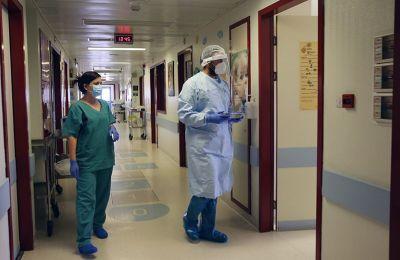 Σε κανονική λειτουργία εξακολουθεί να παραμένει η Μονάδα Αιμοκάθαρσης και το Τμήμα Επειγόντων Περιστατικών