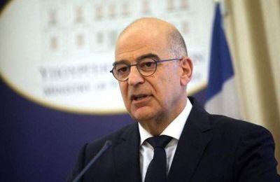 Σειρά τηλεφωνικών επικοινωνιών με ομολόγους του είχε ο Έλληνας υπουργός Εξωτερικών.