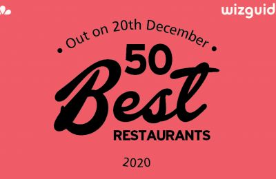 Οι αναγνώστες του WiZ μπορούν να ψηφίσουν τα αγαπημένα τους εστιατόρια στον ιστότοπο wiz-guide.com ή μέσω της εφαρμογής (app) wizguide.