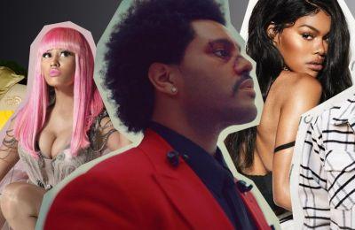 To μεγαλύτερο σκάνδαλο επικεντρώνεται στον The Weeknd και την απουσία του από όλες τις κατηγορίες, παρόλο που το τελευταίο του album είναι ένας από τους πιο επιτυχημένους δίσκους της χρονιάς