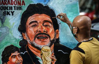 Ντιέγκο Μαραντόνα: O «Θεός της μπάλας»