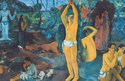 «Από πού ερχόμαστε / Ποιοι είμαστε / Πού πάμε». O εμβληματικός πίνακας του Πολ Γκογκέν.
