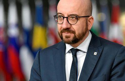 Ο κ. Μισέλ είπε ότι η Ε.Ε., στη Σύνοδο Κορυφής στις αρχές Οκτωβρίου, «άπλωσε το χέρι» και προσέφερε στην Τουρκία μία ανανεωμένη, συνολική θετική ατζέντα.