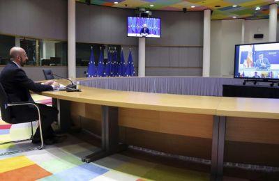 Το Ευρωπαϊκό Κοινοβούλιο εξέφρασε τη λύπη του για τον εκβιασμό με τους πρόσφυγες και τους μετανάστες που ασκείται από την Τουρκία στα κράτη μέλη.