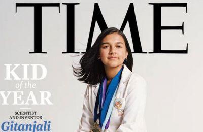 Το περιοδικό TIME επέλεξε το «Παιδί της Χρονιάς»