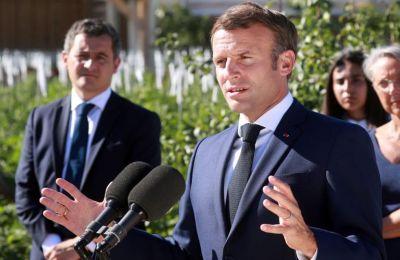 Νωρίτερα, ο πρόεδρος του Ευρωπαϊκού Συμβουλίου, Σαρλ Μισέλ κάλεσε την Τουρκία να σταματήσει «το παιχνίδι της γάτας με το ποντίκι» στην Ανατολική Μεσόγειο.