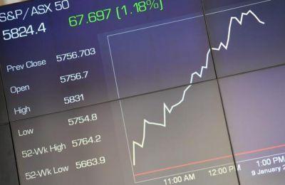 Απώλειες σημείωσαν ο τομέας των Επενδυτικών Εταιρειών σε ποσοστό 1,35% και η Εναλλακτική Αγορά κατά 0,16%.