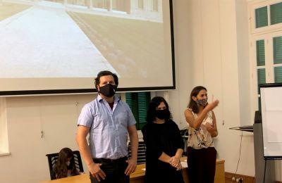 Ο Δήμος Στροβόλου θα προχωρήσει σύντομα στην ανάρτηση στην ιστοσελίδα του των κειμένων που συνέγραψαν οι συμμετέχοντες κατά τη διάρκεια των μαθημάτων