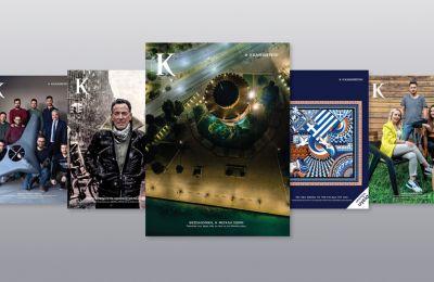 Στο νέο τεύχος του περιοδικού «Κ» διαβάστε μερικά από τα πιο εξομολογητικά γράμματα της Μαρίας Κάλλας.