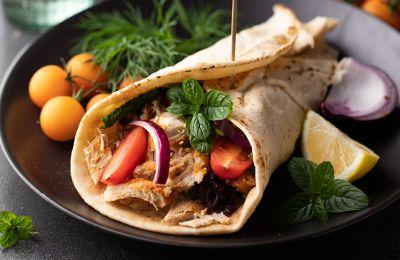 Είναι η πλησιέστερη στον αυθεντικό, ελληνικό γύρο, συνταγή.