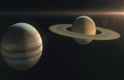 Εδώ και αρκετές εβδομάδες ξεκίνησε το μεγάλο συναπάντημα των πλανητών Δία και Κρόνου όπου κάθε μέρα πλησιάζουν όλο και περισσότερο μεταξύ τους