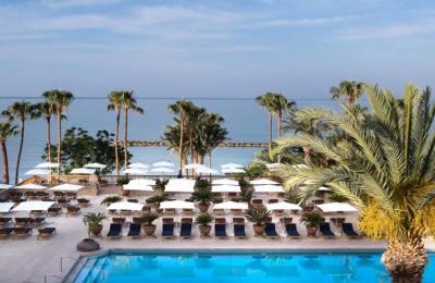 Γύρω στα εννέα με δέκα ξενοδοχεία είναι ανοικτά στην Επαρχία Πάφου.