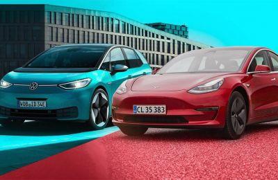 Το Volkswagen ID.3,  ήταν το πιο δημοφιλές ηλεκτρικό αυτοκίνητο του 2020, με πωλήσεις άνω των 56.500 οχημάτων.