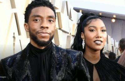 Η Τέιλορ Σιμόν Λέντγουαρντ αποκάλεσε το αστέρι του «Black Panther» ως «το πιο ειλικρινές άτομο που γνώρισα ποτέ».