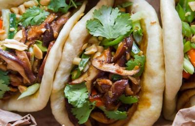 Τα ασιατικά bao buns είναι απολαυστικά και η νέα... μόδα