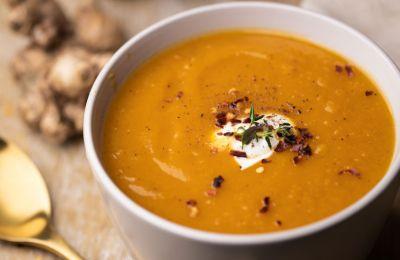 Είναι εύκολη, λίγο πικάντικη και μια τέλεια αλλά και υγιεινή σούπα!
