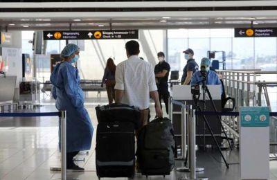 Βούλιαξε στο -84% ο τουρισμός το 2020 λόγω κορωνοϊού