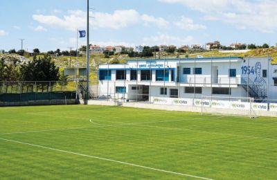 Το προπονητικό κέντρο του Απόλλωνα στο Κολόσσι
